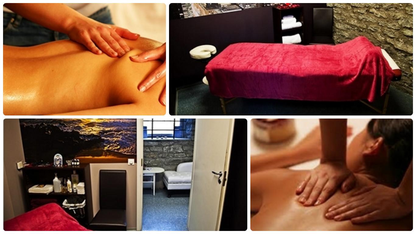 Стимулирующие приемы массажа